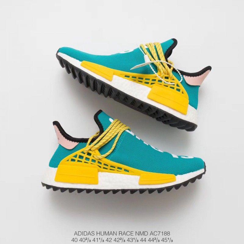 Adidas Nmd Pharrell Williams Human Race X Supreme Black,AC7188 Ultra Boost Pharrell Williams Crossover Pharrell Williams x Adid