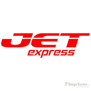 Jet Express Logo Vector Cdr Express Logo Vector Logo Expressions