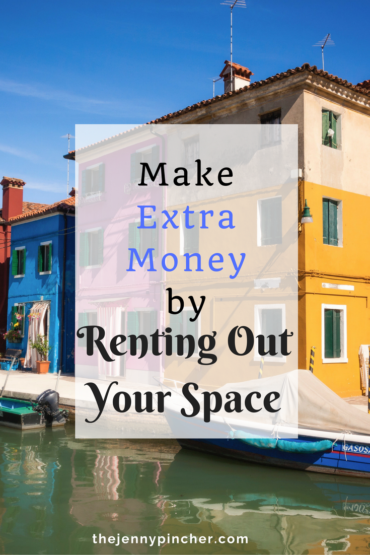 Part 9 Make Extra Money By Renting Out Your Space Extra Money Money Advice Make Money From Home