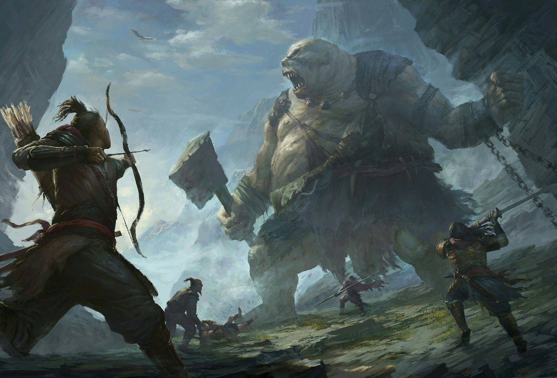 Mountain Giant.