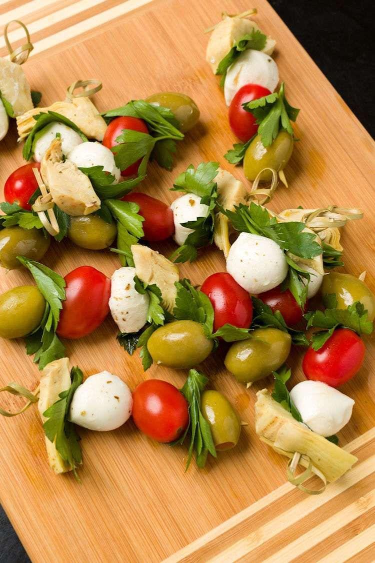 Apéro dînatoire automne - épatez vos invités avec ces idées originales !   Recette apéro ...