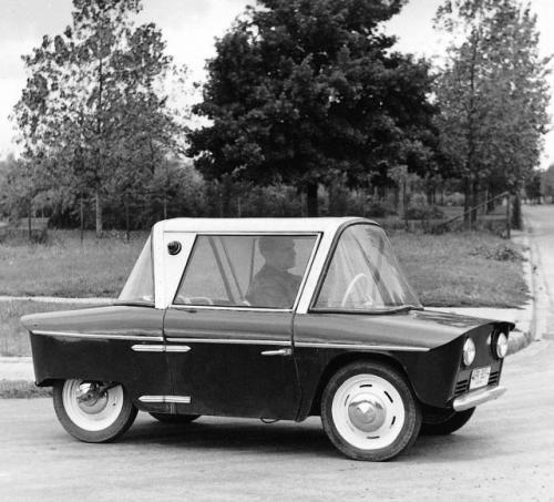 Funny Looking Cars, Small Cars, Mini Cars