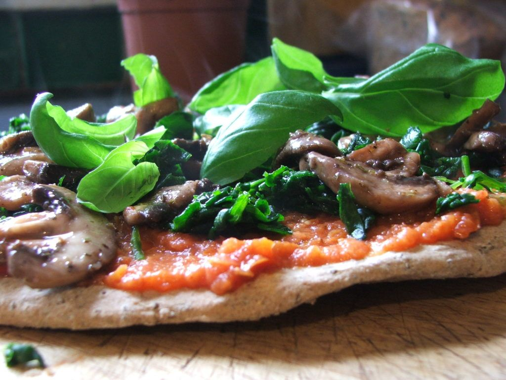 I've always loved pizza, and it's just as awesome without cheese! This gluten and dairy-free pizza is super-fresh tasting and ticks all the boxes as far as I'm concerned. The toppings look, feel and taste just like cooked, and yet we're treating them in ways to preserve the integrity of the nutrients as much as … Read More →