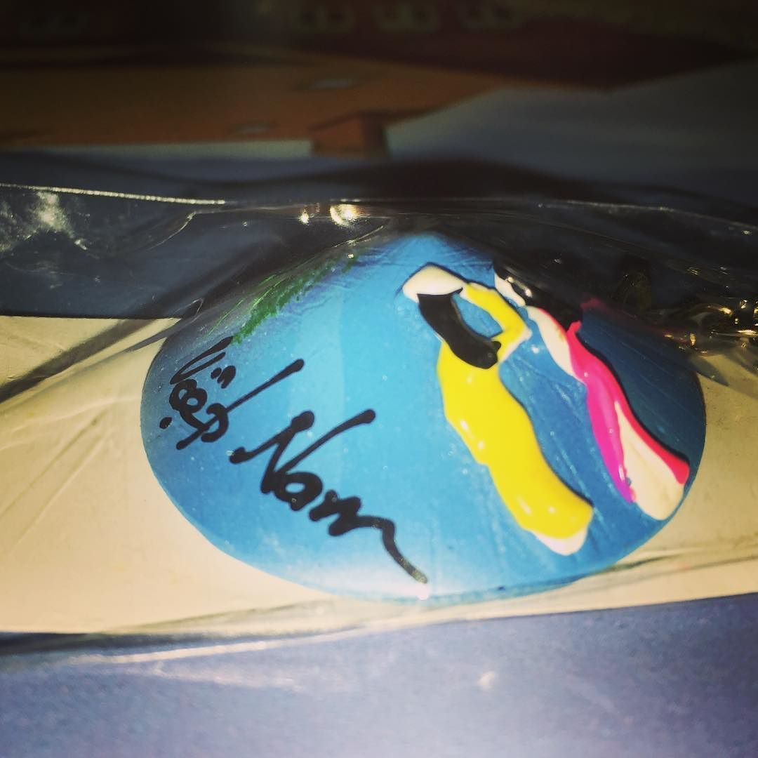 from Vietnam... thank you you #keychain #vietnam #actofkindness #ntgravityzone #sweet