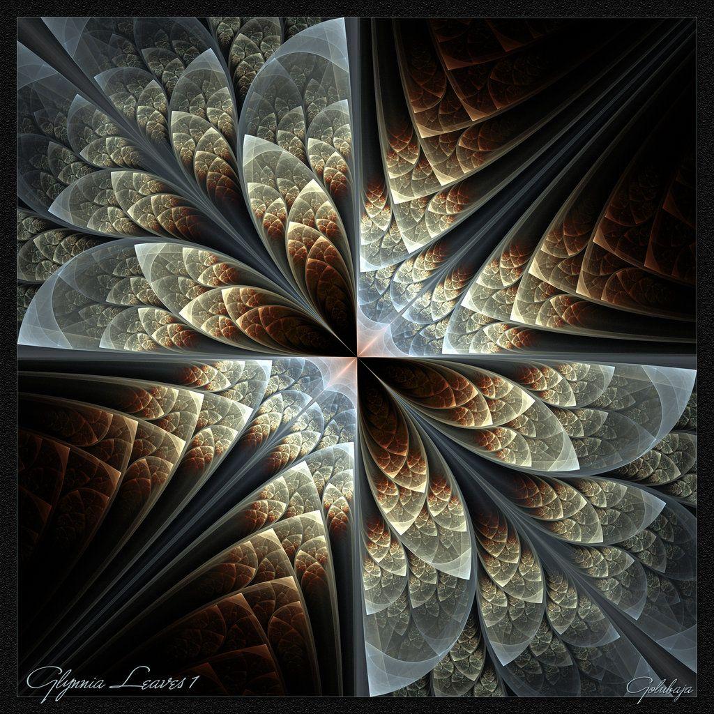 Glynnia Leaves 1 by Golubaja.deviantart.com on @DeviantArt