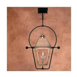 Legendary Lighting Atlas 1 Copper Natural Gas Light With Yoke Bracket And Electronic Ignition As1ei Y Tr2420