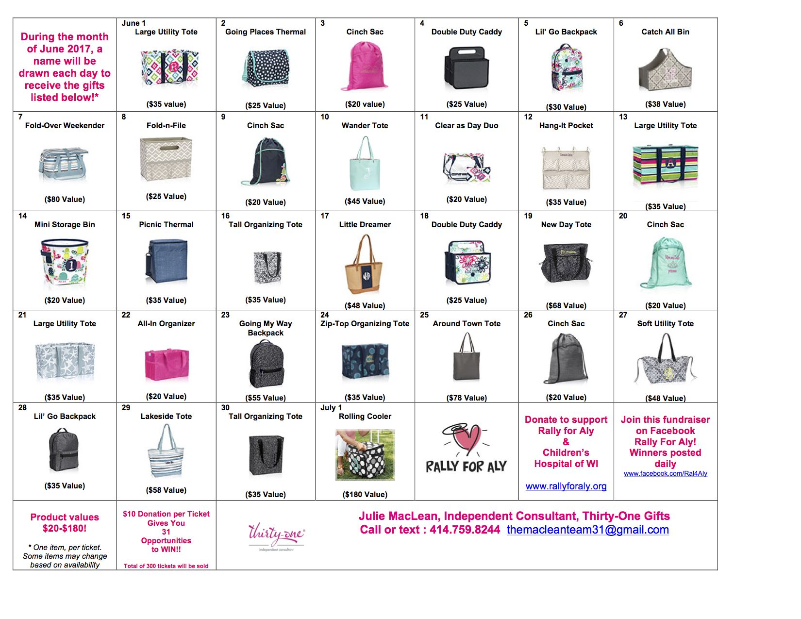 Thirty one november customer special 2014 - Image Result For Thirty One Calendar June 2017