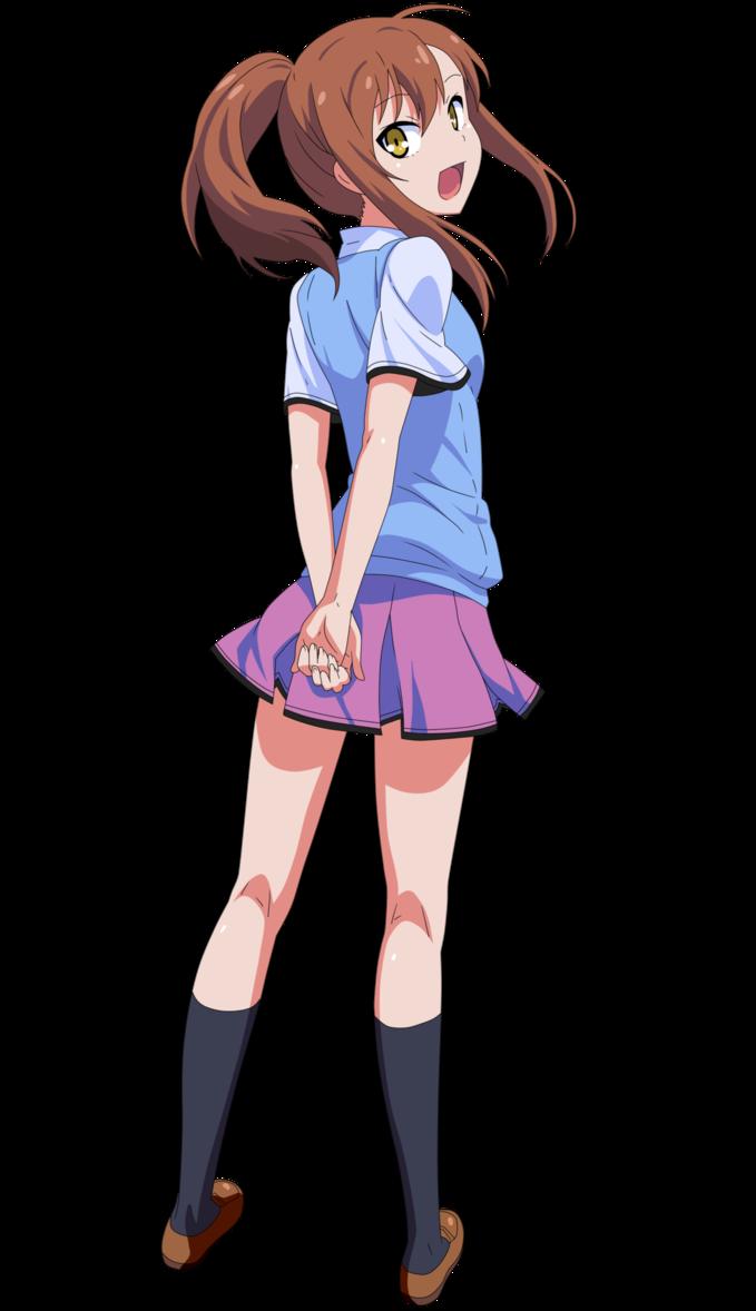 Here A Render Of The Brandnew Series Sakurasou No Pet Na Kanojo Reworked Original Pic Nanami Anime Anime Bikini
