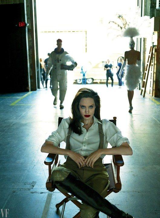 Resultado de imagen para angelina jolie directing