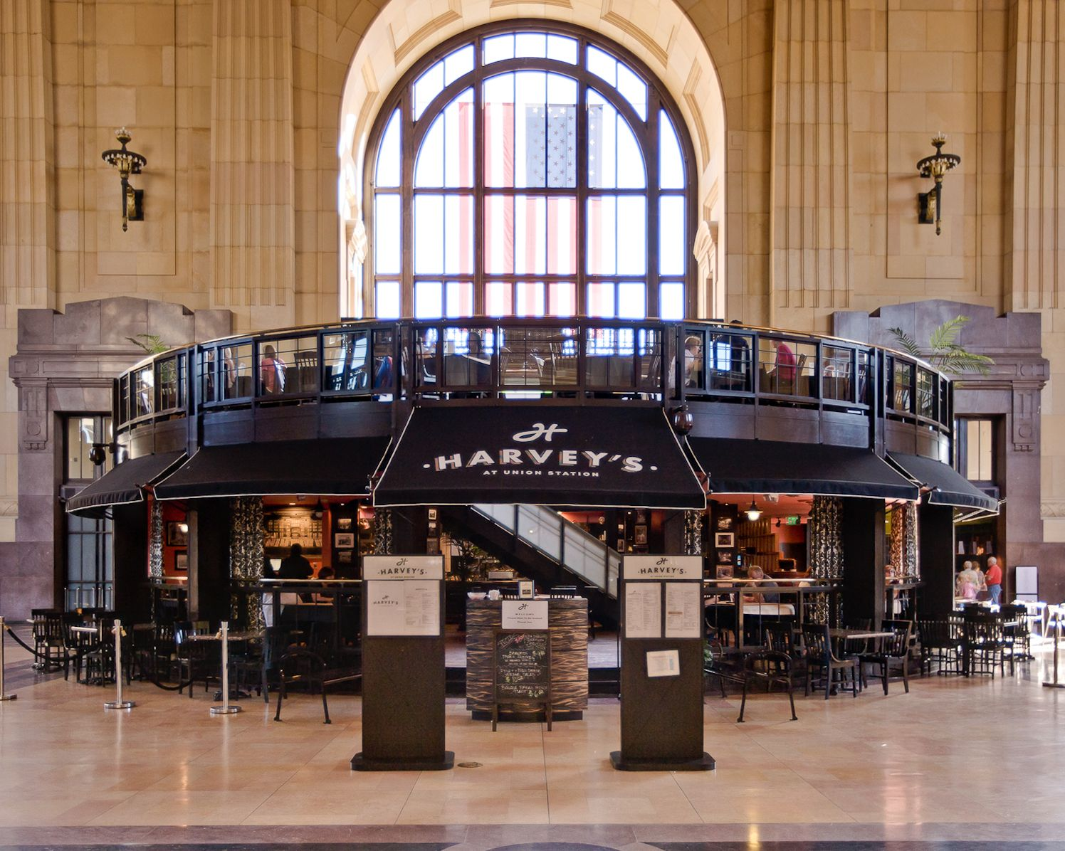 Harvey S Union Station Iove This Place