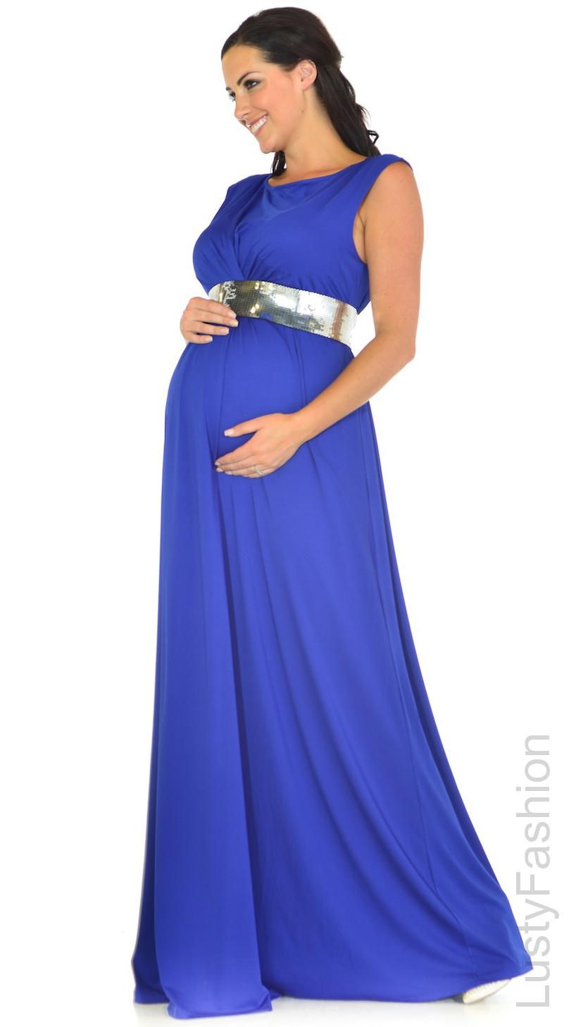 Royal blue formal maternity dress maternity dresses pinterest royal blue formal maternity dress ombrellifo Images