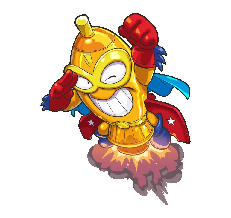 Superzings - Rivals of Kaboom   Dibujos bonitos de ...