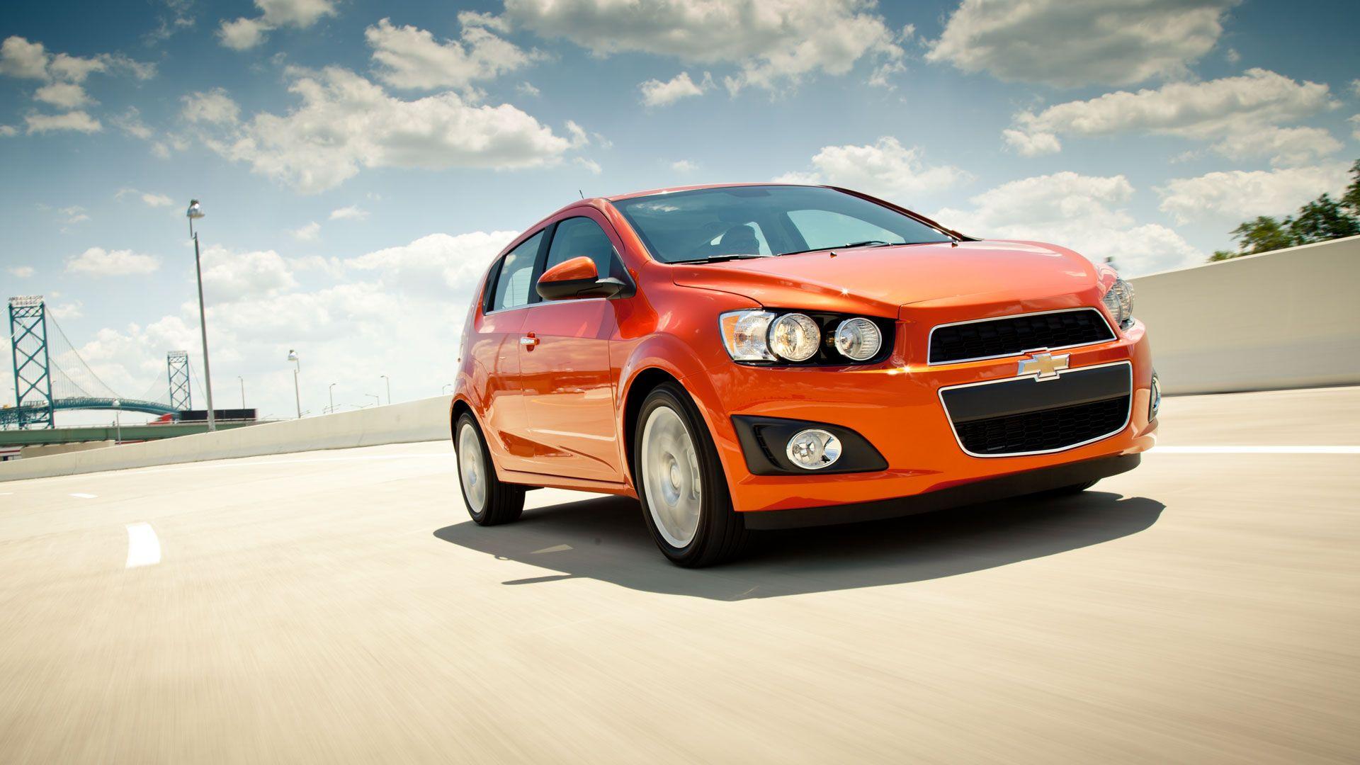 General Motors 2012 Chevrolet Sonic Hatchback GM
