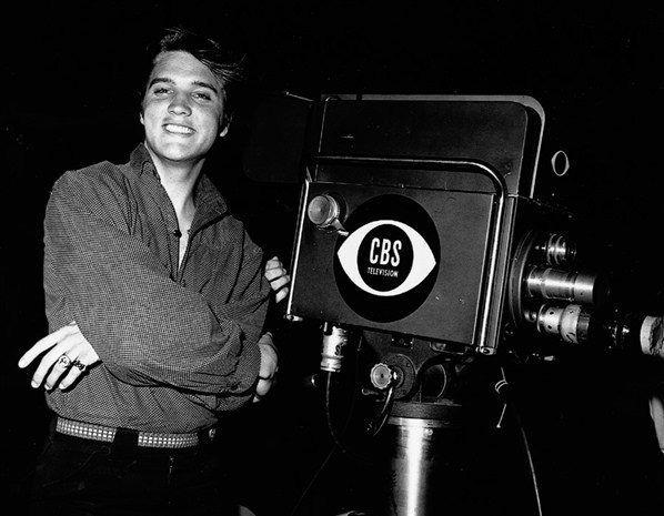 Elvis aparece en Ed Sullivan Show