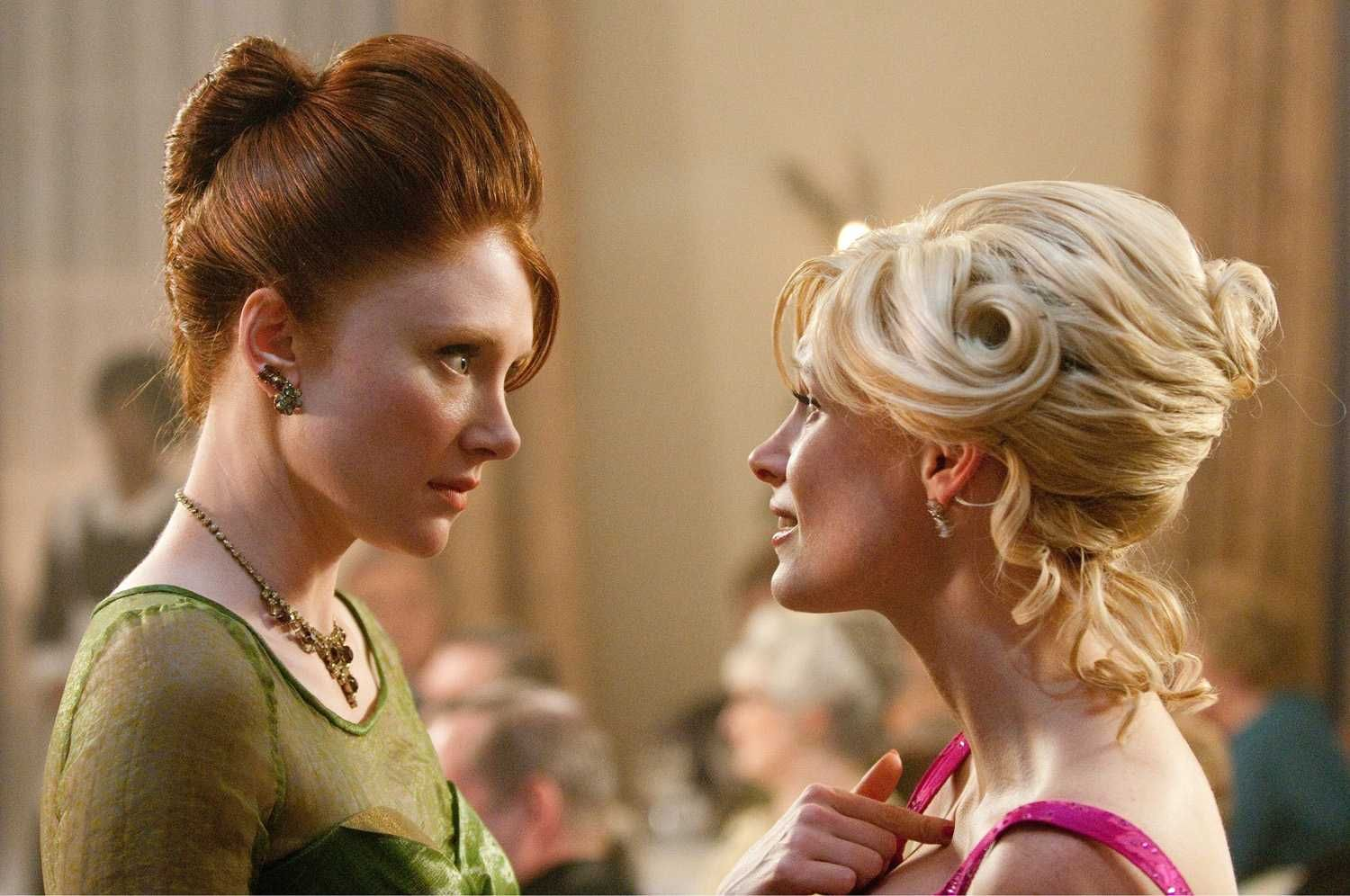 Hilly Holbrook Bryce Dallas Howard Celia Foote Jessica Chastain The Help 2011 Movie Stills Jessica Chastain Oscar Winning Movies Touchstone Pictures
