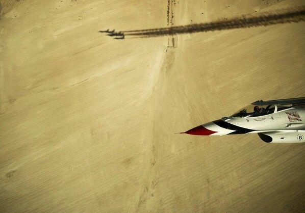 Thunderbirds.