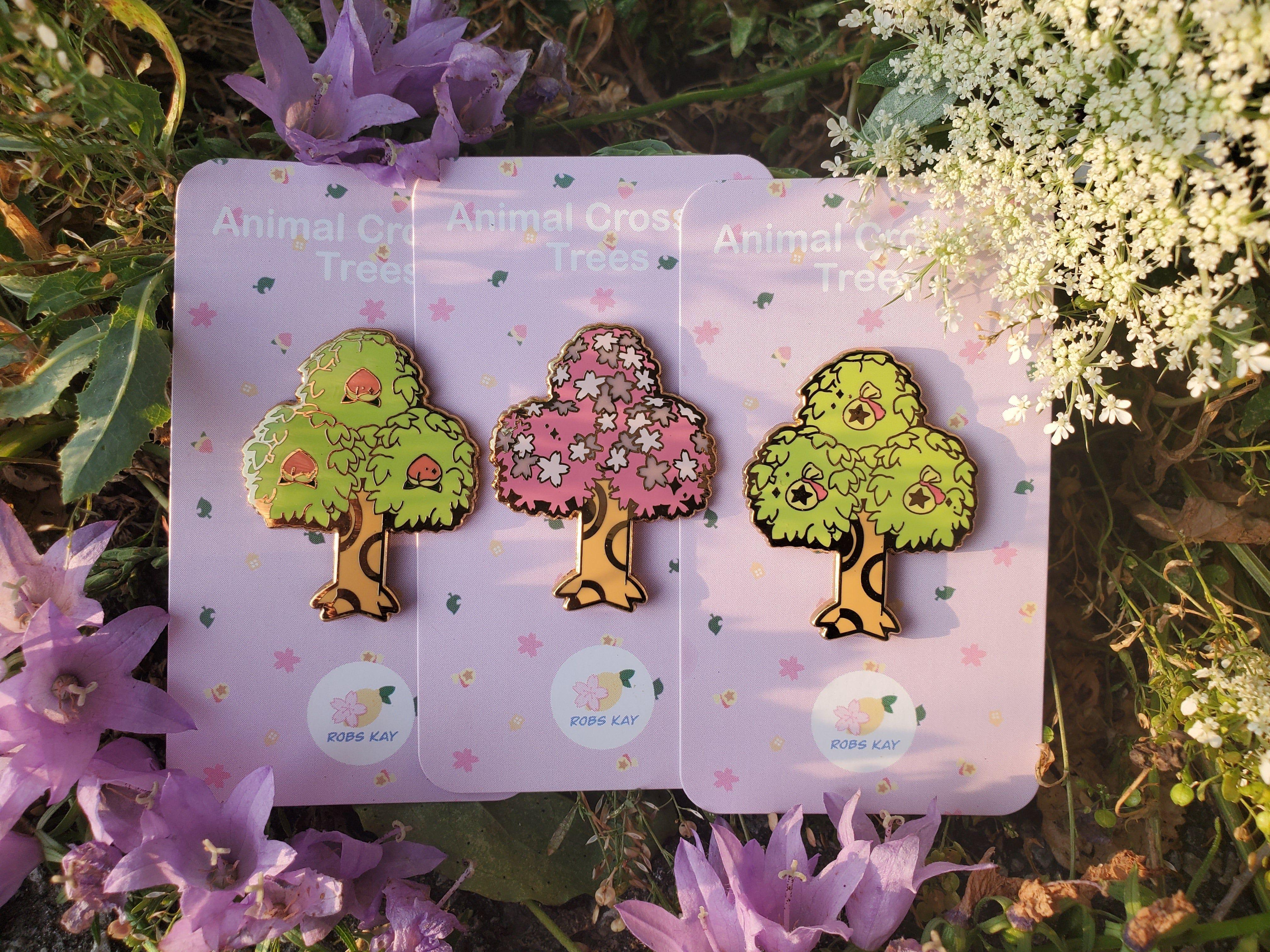 Animal Crossing Trees Pins Animal Crossing Cute Pins Animal Crossing Game