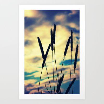 Dawn  Art Print by Shilpa - $18.00
