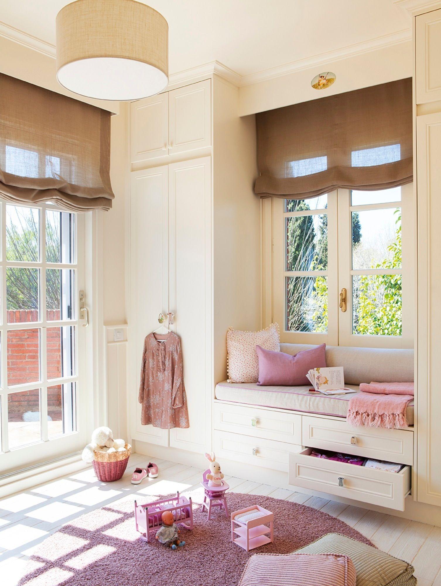 Alrededor de la ventana en 2019 dormitorios decoracion - El mueble habitaciones juveniles ...