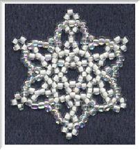 Small Snowflake at Sova-Enterprises.com