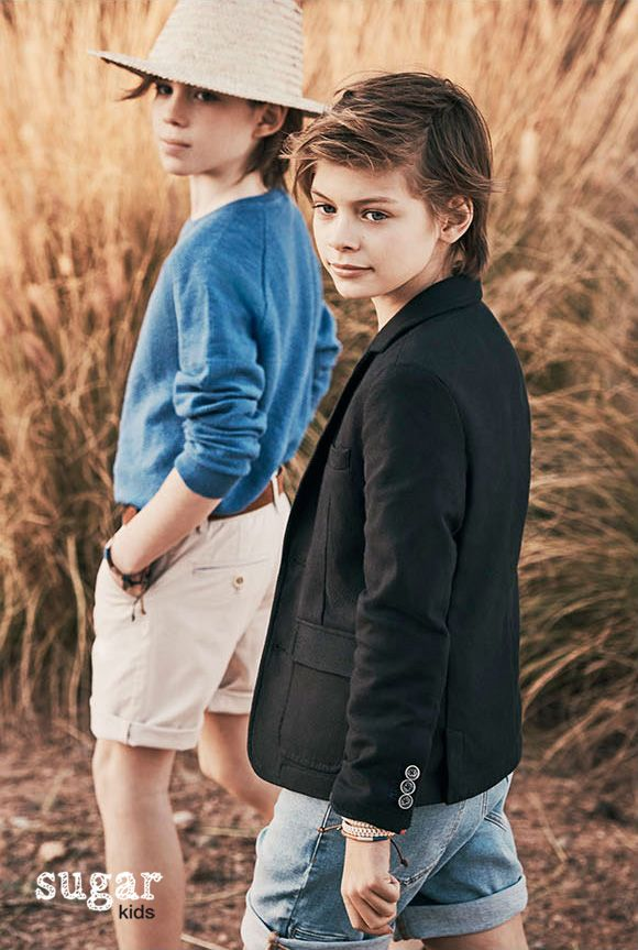 Roc Amp Tuur From Sugar Kids For Massimo Dutti Kids