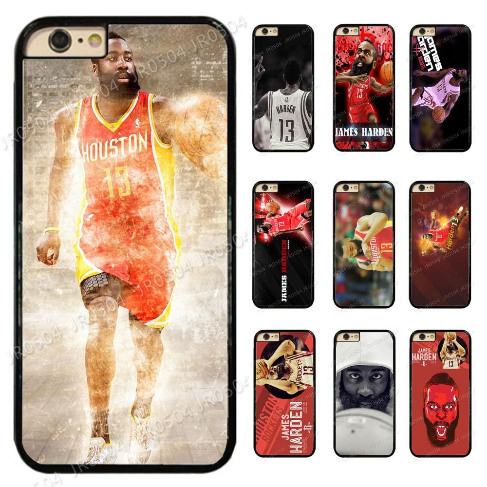 James Harden Houston Rockets 8 iphone case