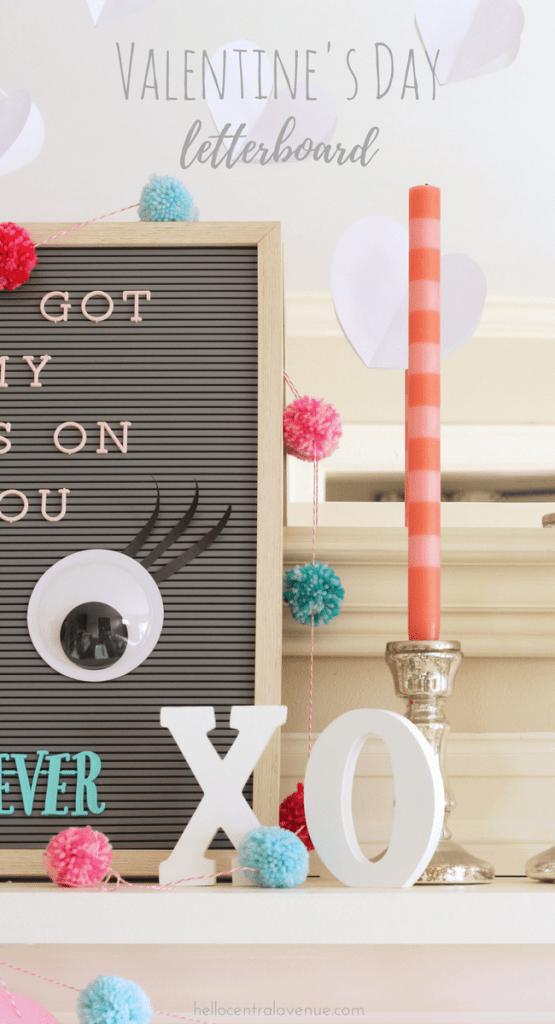 Valentine S Day Letterboard Valentinesdaydecorations