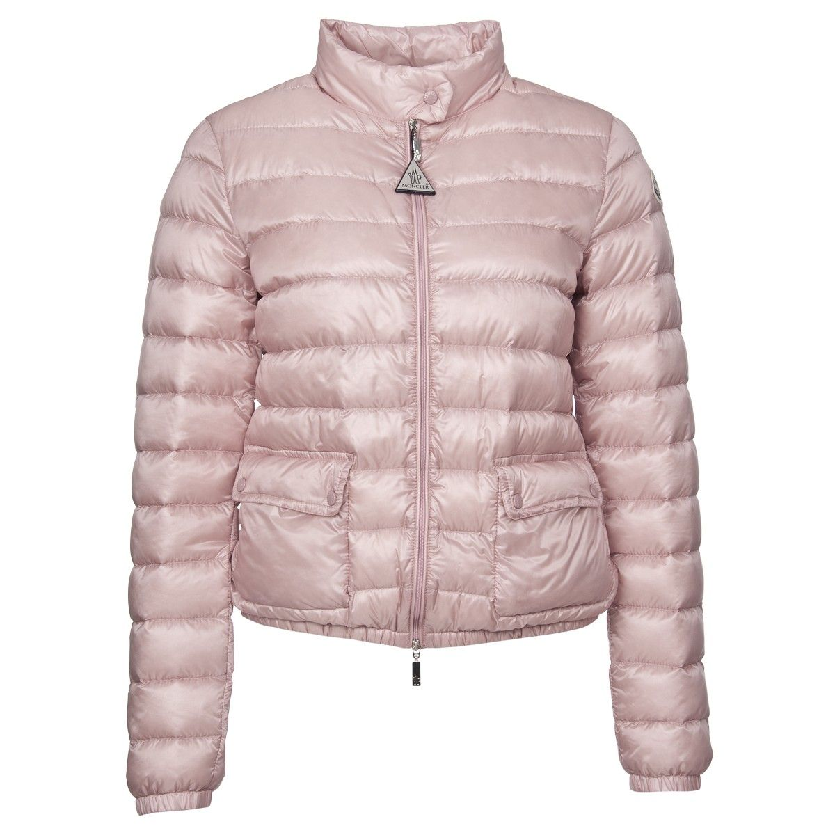 Leichtdaunenjacke LANS in zartem Rosé | Winterjacken, Jacken