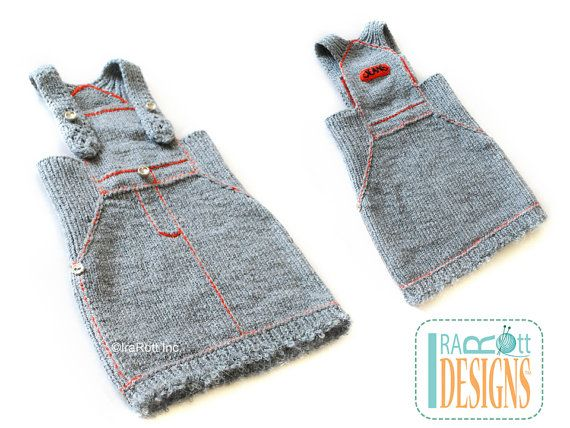 Hey, I found this really awesome Etsy listing at https://www.etsy.com/listing/190870190/jeans-inspired-hand-knit-gray-jump-dress