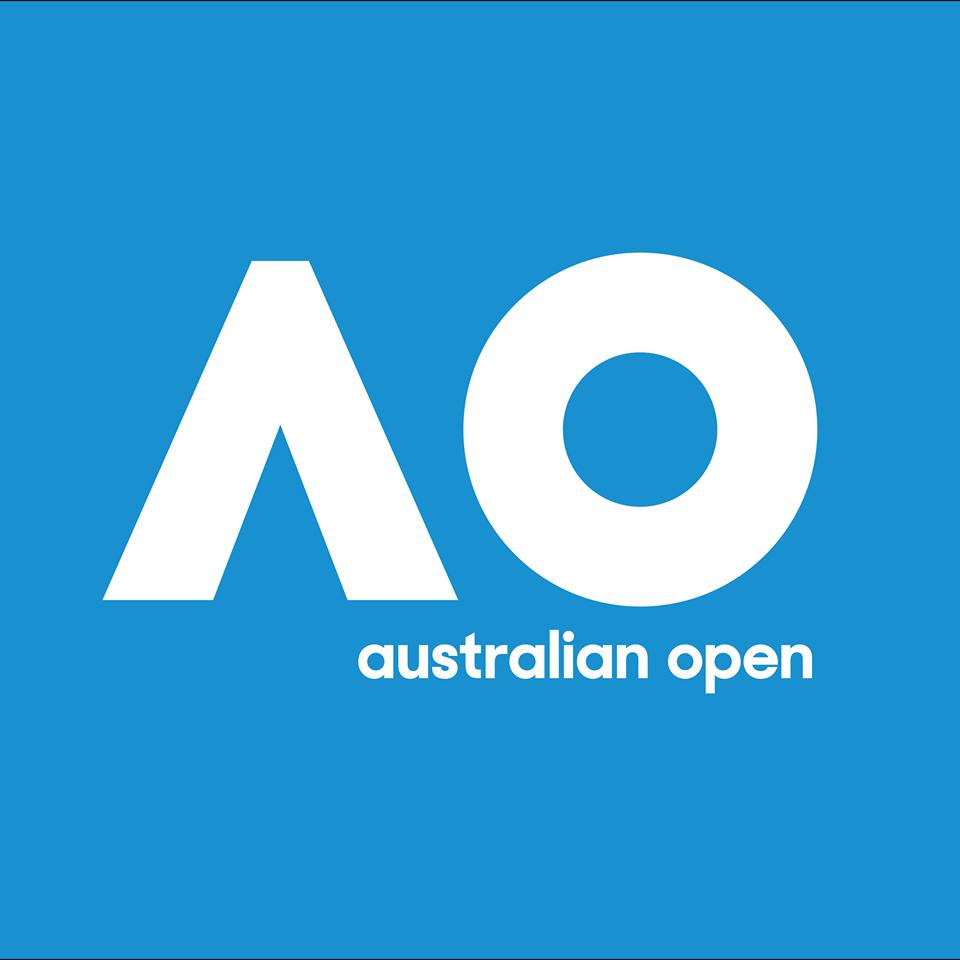 Pin By Lia On Logo Australian Open Australian Open Tennis Australian Open 2017