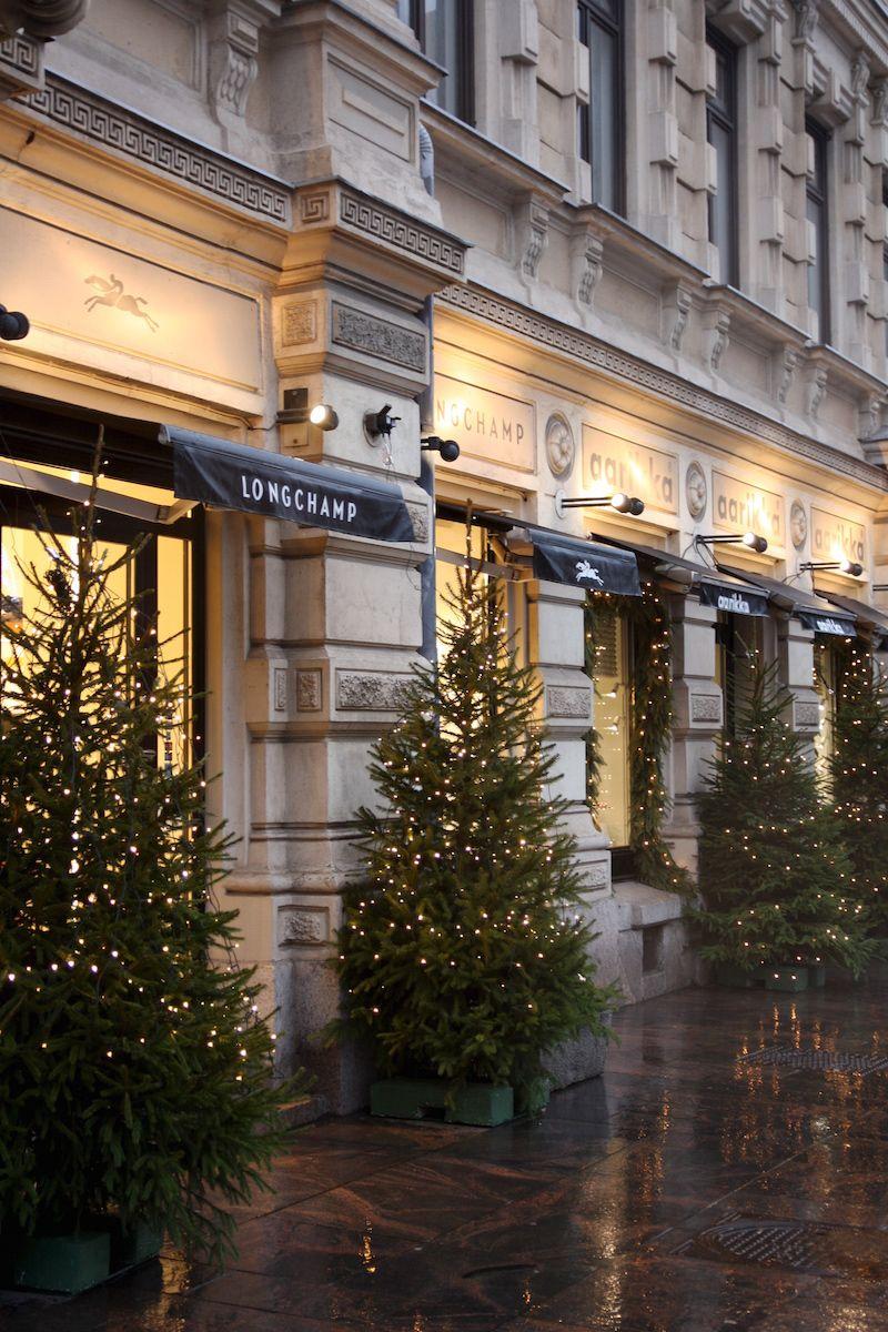 Homevialaura, joulu, Helsinki, Esplanad