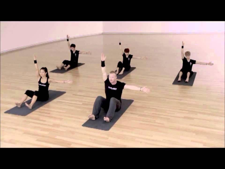 Beast Bodyart Phase 4 Easy Namaste Yoga Workout Videos Pilates