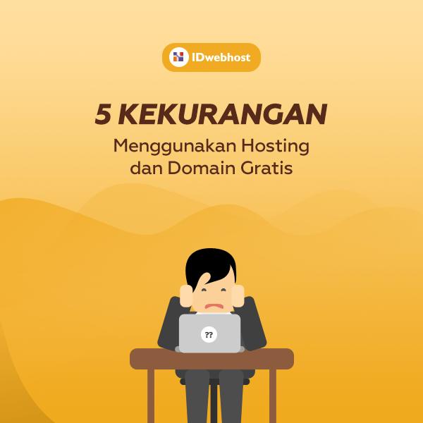 13++ Web hosting dan domain gratis info