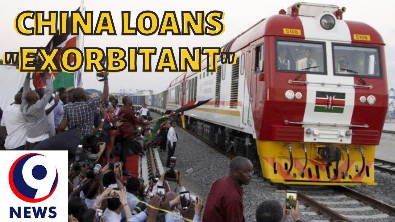 "China loans ""exorbitant"",dozens of countries inundated"