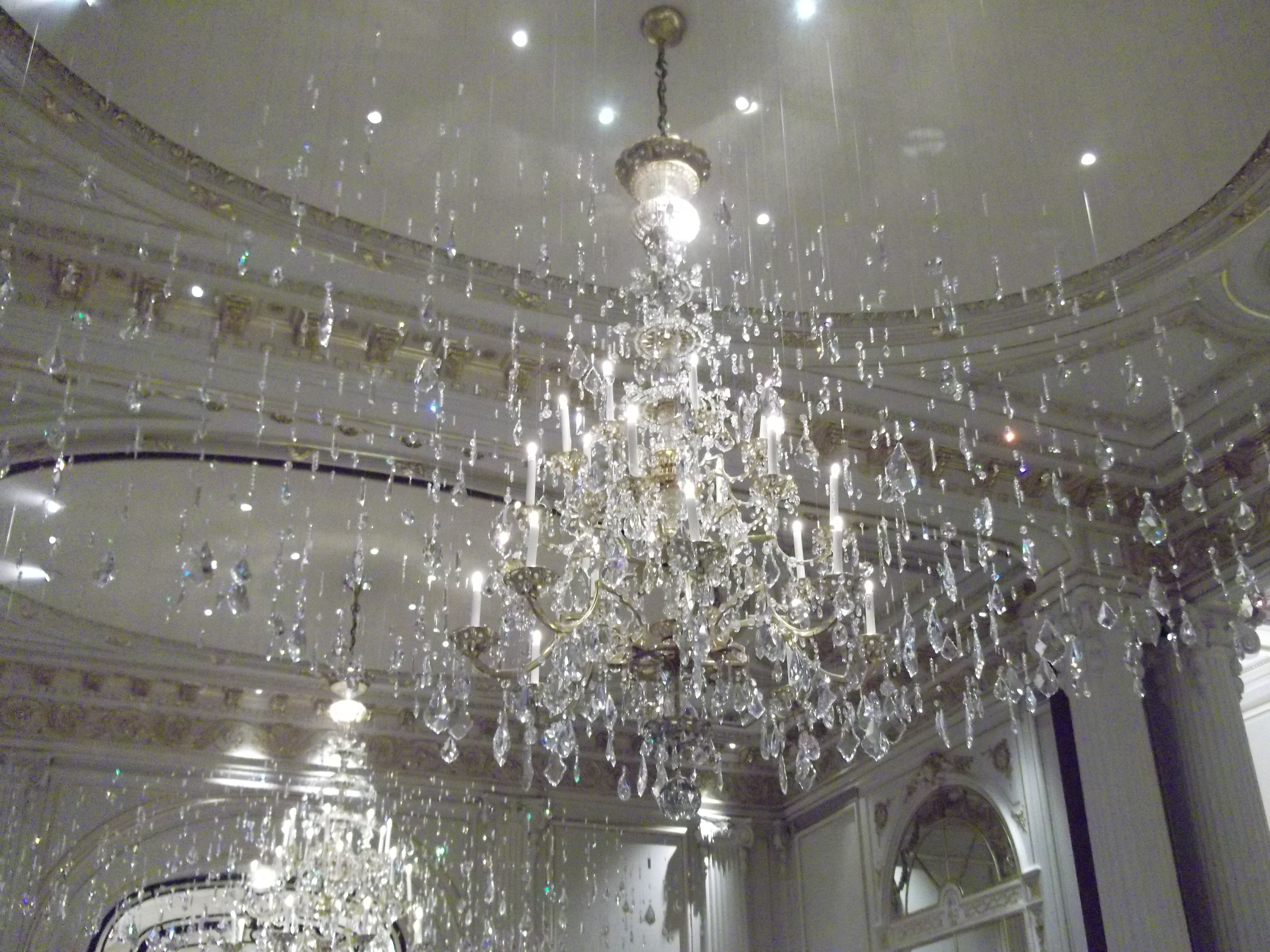 What about riffing on the exploding chandelier from plaza athenee what about riffing on the exploding chandelier from plaza athenee chandeliersmountainchandelier lightingchandelier arubaitofo Image collections