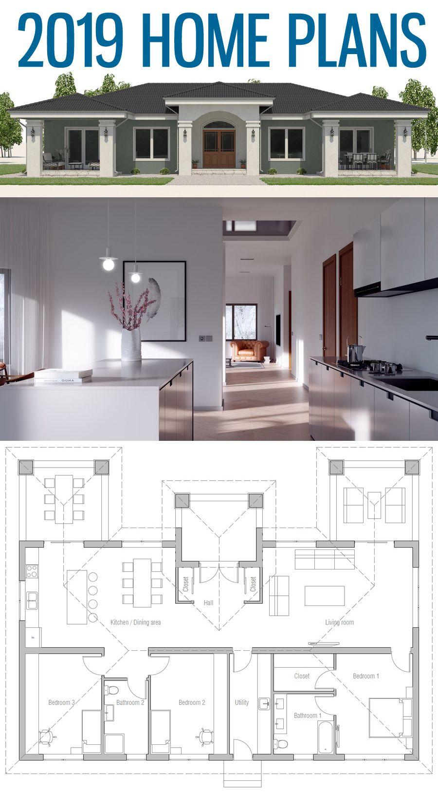 Architecture Home Plans House Plans Floorplans Newhomes Architecture House Plan Gallery Small House Plans My House Plans