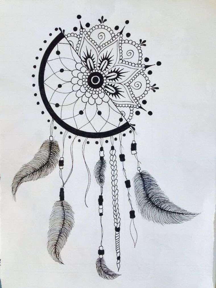 10++ Attrape reve indien tatouage ideas