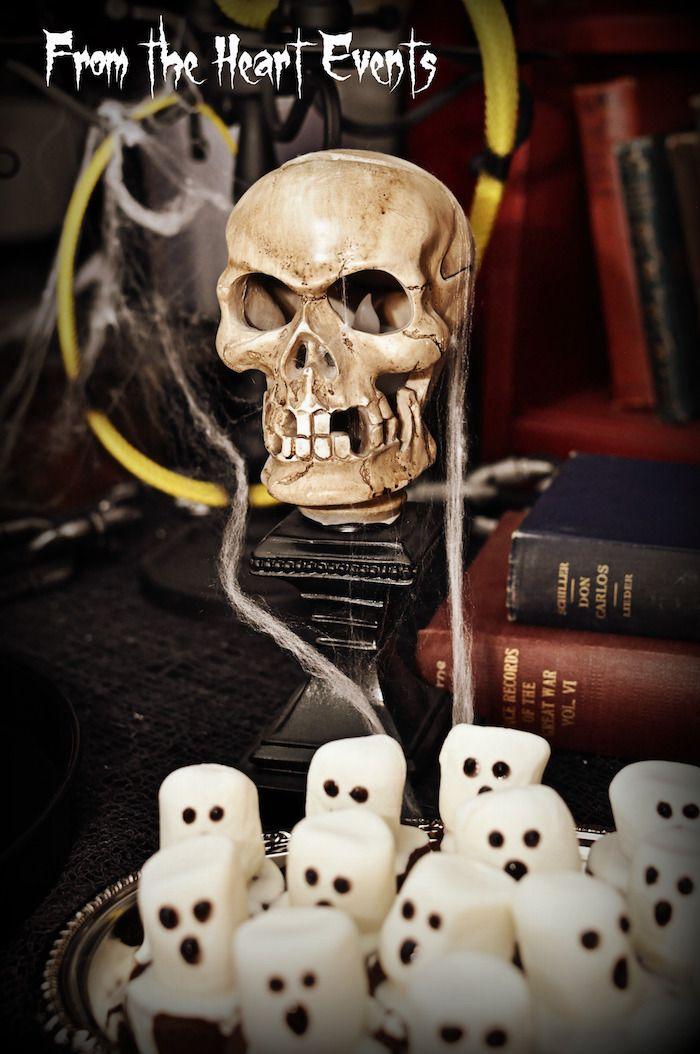 Creepy Apothecary Vintage Halloween Party Halloween decorating - vintage halloween decorating ideas