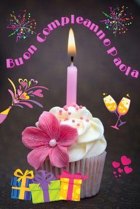 Compleanno Paola Immagini E Nomi