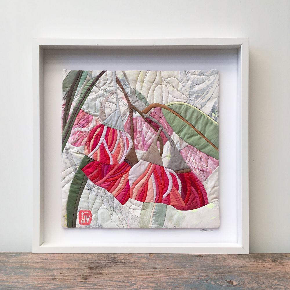 Eucalyptus excerpt 30 art textile artists art quilts