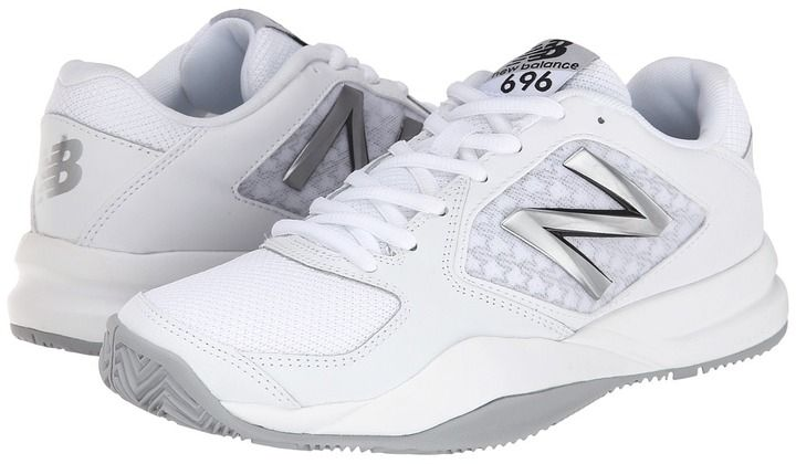 New Balance WC696v2 | Women's Athletic Shoes | Pinterest | Athletic shoes,  Athletic and Action