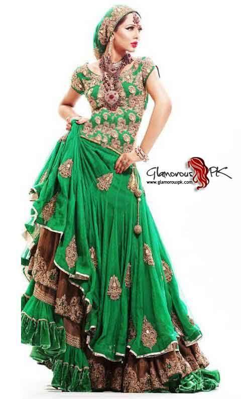 Designer Wedding Dresses 2012 | Designer Bridal Wear Collection ...