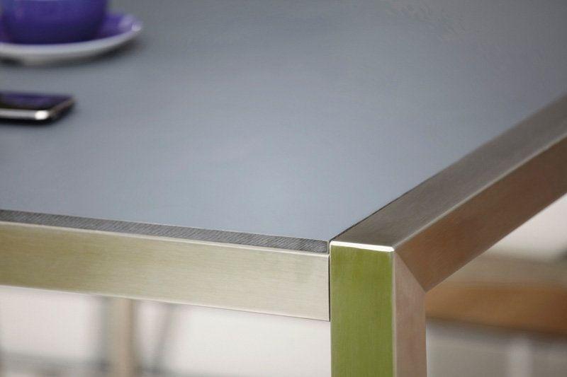 Jan Kurtz Tafel Luxury Hpl Vierkant 90 X 90 Cm Tisch Jan