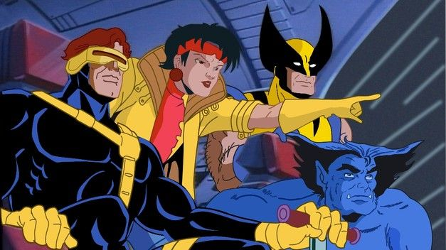 10 Episodes That Show How X Men Became A Record Breaking Cartoon 90s Cartoon Cartoon Early 90s Cartoons