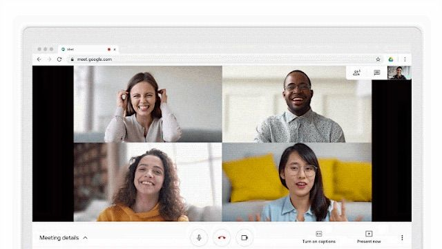 Pin By Windows Dispatch On Videoconferencing Blur Background Feature