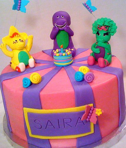 Barney Friends Birthday Cakes Pinterest Friend birthday