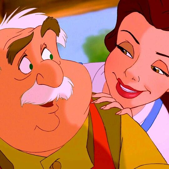 Belle And Her Father With Images Disney Movie Scenes Disney