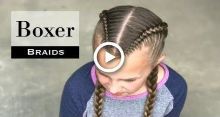 #hairstyles #Boxer #Braids #by  Boxer Braids by Erin Balogh #boxer Braids paso a paso #boxer Braids paso a paso