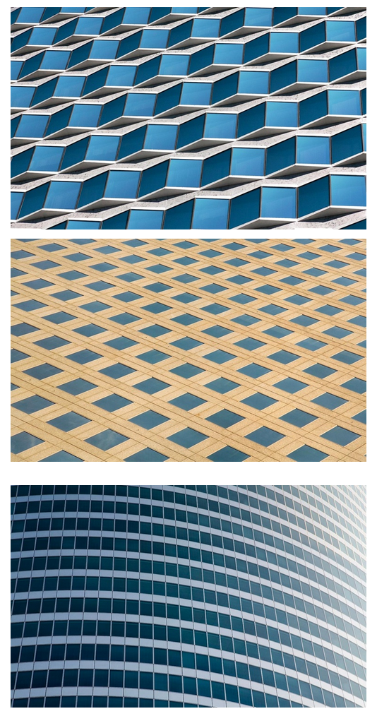 At the boundaries between graphic design and photography, a project by Alexandre Jacques on the architectural patterns.   Story by Serena Rosato  #architecuture #photography #graphic #patterns