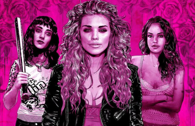 Trailer and Poster For IFC Midnight's 68 Kill Shows